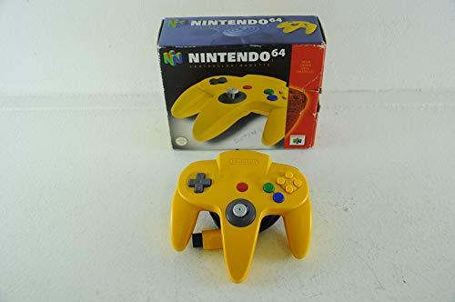 Nintendo 64 - Controller gelb