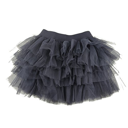 Vacally 3 Colors Kids Baby Girls Stars Sequins Party Ballet Tutu Skirts Princess Dress