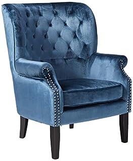 Christopher Knight Home Tomlin Velvet Club Chair, Cobalt (B073HKGQNF) | Amazon price tracker / tracking, Amazon price history charts, Amazon price watches, Amazon price drop alerts