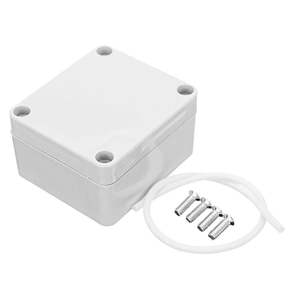 Yangxz Componentes PC, 63 x 58 x 35 mm Proyecto de plástico DIY Vivienda Caja de Conexiones electrónicas Caja de Fuente de alimentación Caja de Instrumentos: Amazon.es: Electrónica