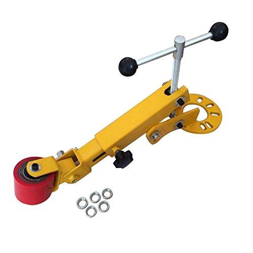 Heavy Duty Auto Body Fender Lip Roller Wheel Arch Rolling Tool Flaring Reformer