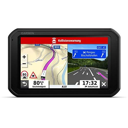 "Garmin Camper 785 MT-D EU Navi - 7"" Display, Integrierte Dash Cam, 3D-Navigationskarten für Europa"