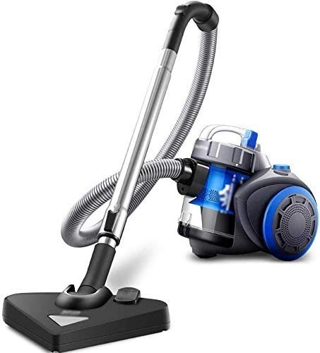Mopoq Cylinder Vacuums Cylinder Vacuum Cleaner, bagless Vacuum Cleaner (Powerful Suction, 1000W, 5-Stage Filtration System.) Allergy Safety, 2.0L Best Vacuum Cleaner
