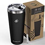 Best Coffee Thermos - Umite Chef 28oz Tumbler Insulated Stainless Steel Travel Review