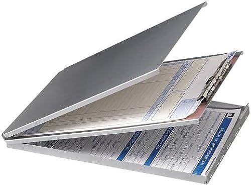 officemateoic Top Loading Aluminium Formen Halter, 21,6 30,5cm (83206)