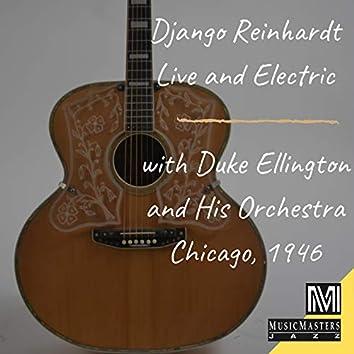 Django Reinhardt: Live and Electric
