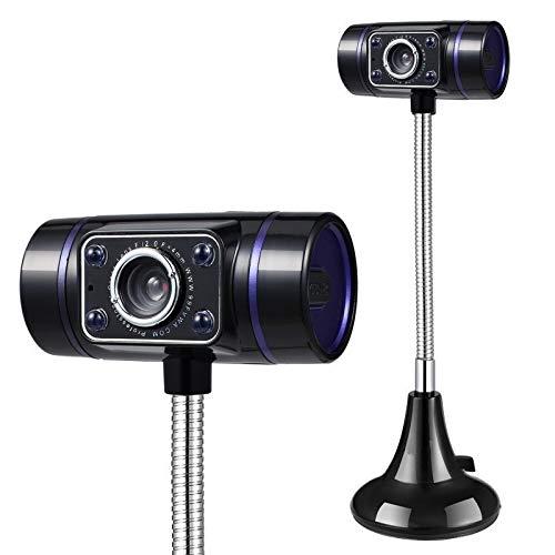 YG-ZUO PJQ-BM Vertical USB De La Cámara Libre En El Disco Interfaz De Micrófono Digital Luces De La Cámara De Vídeo En D
