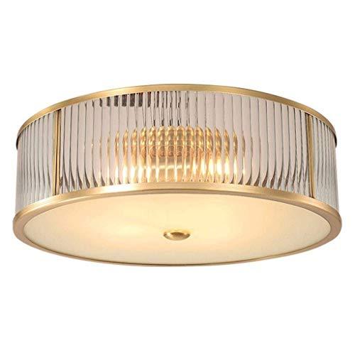 Zixin Semi-Flush Mount Decken Glühbirne Industrie Jahrgang StyleWall Lampe for Flur Study Room Büro Schlafzimmer Dekoration Vanity Leuchten Hängeleuchte Fixture (Größe: 13 * 35cm) (Color : 13 * 45cm)