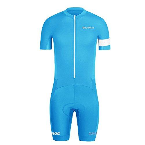 Uglyfrog Cycling Skinsuit 2018 Bike Wear Neu Sommer Herren Radsport Kurzarm Trikots & Shirts Schnelltrocknend Sport Bekleidung