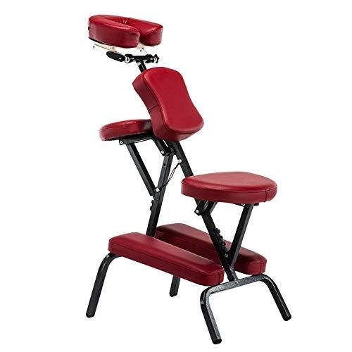 YIYATIANCHENG Stühle Retro Side Essen Büro Lounge Chair Video Tragbare Falten Verstellbare Massagesessel Tattoo Scraping Stuhl Schönheit Bett mit Armlehne Schöne Elegante und stabile Stuhl