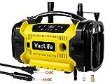 Best Portable Tire Inflators - VacLife Tire Inflator, 12V DC / 110V AC Review