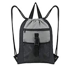 GymSack Drawstring Bag Sackpack Magical Tree Sport Cinch Pack Simple Bundle Pocke Backpack For Men Women