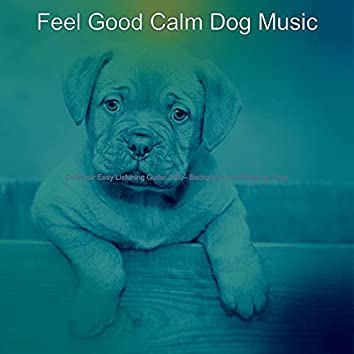 Debonair Easy Listening Guitar Solo - Background for Relaxing Dogs
