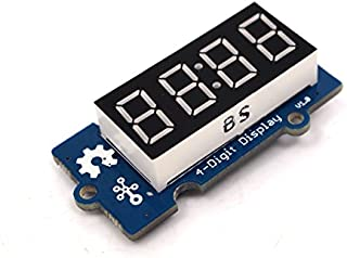 SeeedStudio - Grove - 4-Digit Display - DIY Maker Open Source BOOOLE