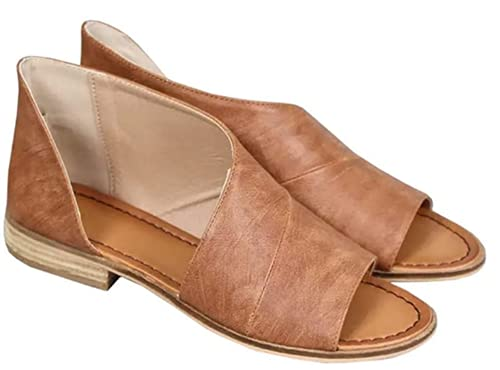Top 10 best selling list for open side flat shoes