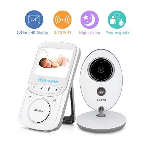 AXBON Wireless Video Baby Monitor
