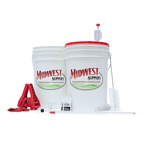 Midwest Supplies - Beer. Simply Beer. Starter Kit - Equipment for 5 Gallon Batches