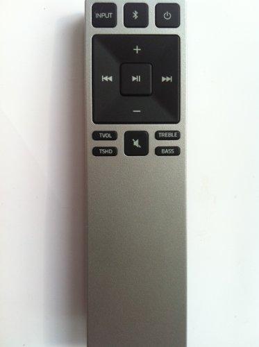 New XRS321 Remote Control for VIZIO S3821w-c0 S3820w-c0 S2920w-c0 Vizio 2.1 and Vizio 5.1 Home Theater Sound Bar
