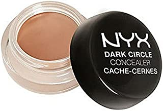 NYX Dark Circle Concealer DCC04 Deep (Medium deep with orange undertone)BCS_INPF