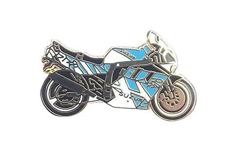 Suzuki Super Bike Sport Bike Motorrad Biker Emaille Pin-Anstecker