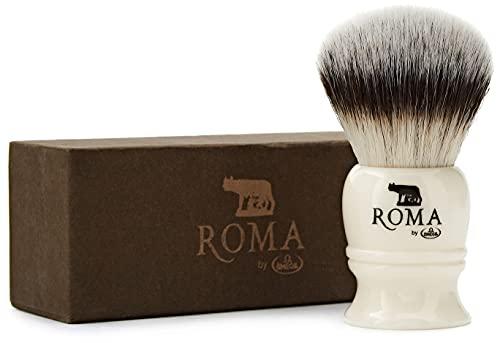 Omega ROMA Pennello da barba Lupa Capitolina - 100 ml