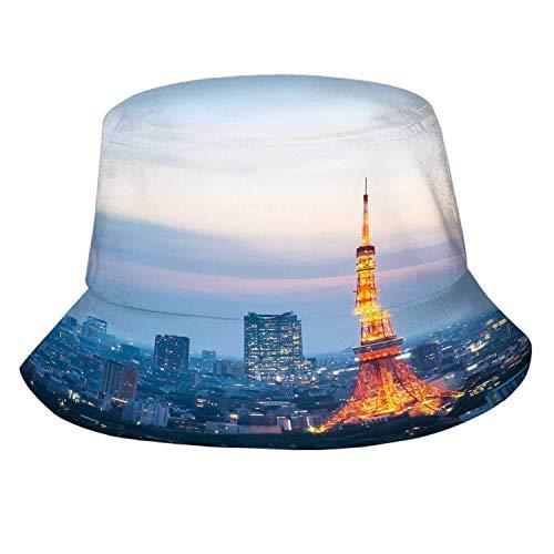 Torre de Belem Lisboa, Sombrero de Verano para Mujer para Hombre - Sombrero para el Sol Sombrero para Vacaciones Paquete Castillo de Portugal