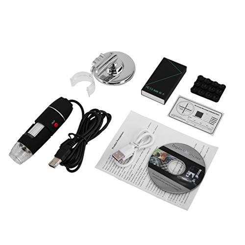 TAOHOU 1600X WiFi Microscopio Digital USB Cámara