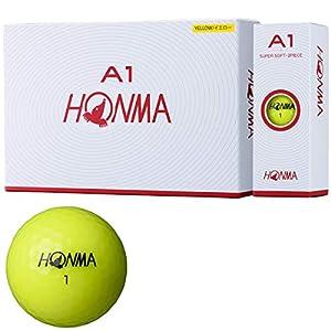 本間ゴルフ HONMA ゴルフボール A1 BT1905