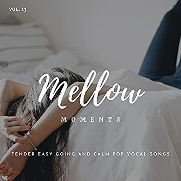 Mellow Moments - Tender Easy Going And Calm Pop Vocal Songs, Vol. 13