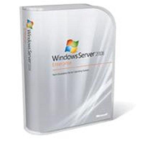 Preisvergleich Produktbild Systembuilder Windows Server Enterprise inkl. HyperV 2008 R2 64Bit x64 1pk DSP OEI DVD 1-8CPU 10 Clt