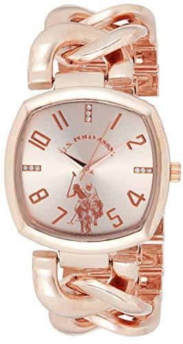 U.S.POLO ASSN. Reloj Mujer de Cuarzo analógico con Correa en Aleación USC40251AZ