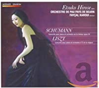 Piano Concerto Op.54/Piano Concerto No.2