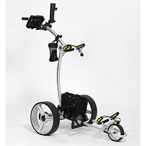 Bat Caddy X4 SPORT LITHIUM Battery Control Electric Golf Bag Cart Trolley