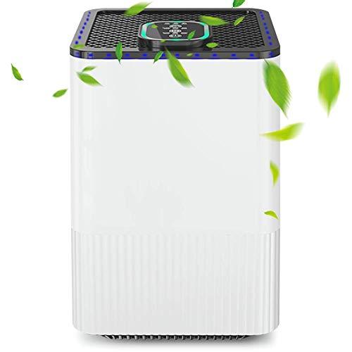 Purificador Aire hogar filtración 4 Capas función