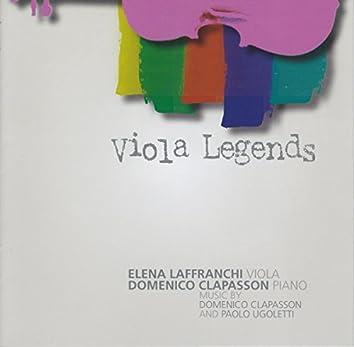 Clapasson & Ugoletti: Viola Legends
