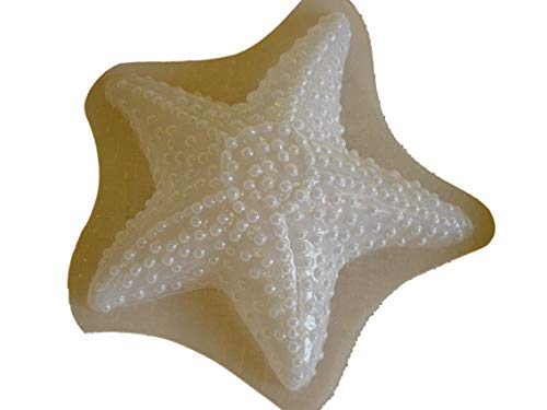 Starfish Shaped Concrete Plaster Resin Mold 7080