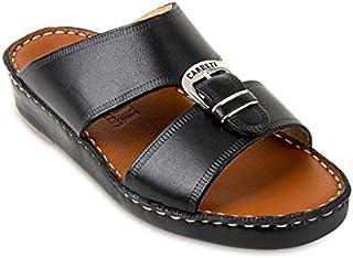 Caretti Florida 1493 Arabic Sandals For Boys with Original Novocalf Leather