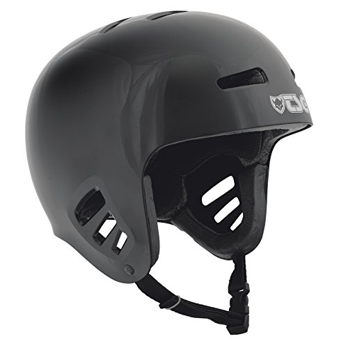 TSG Helm Dawn Solid Color, Unisex, Negro, S/M