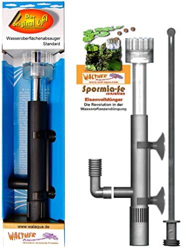 Skimmer, OFA Standard Oberflächenabsauger, Aqua-Wasserst. Kies/Oberfläche 28/38 cm