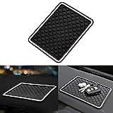 Xotic Tech Thick Super Stick Anti-Slip Car Dashboard Mat for Phone Sunglass Coin Holder etc