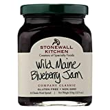 Vegan blueberry jam