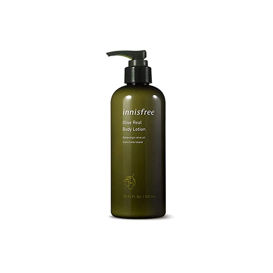 レイアウト一般的にむちゃくちゃイニスフリー Innisfree オリーブリアル ボディーローション(300ml) Innisfree Olive Real Body Lotion(300ml) [海外直送品]