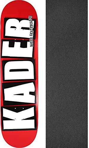 Baker Skateboard Deck Kader Sylla Logo
