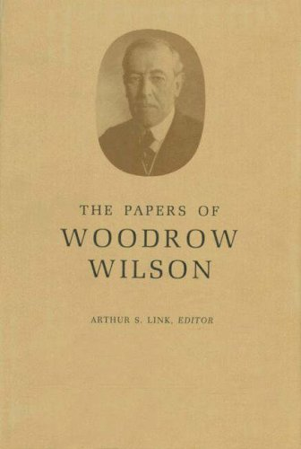 The Papers of Woodrow Wilson, Vol. 22, 1910 - 1911