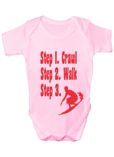 Print4U bébé fille (0–24 Mois) Body - - 0-3 mois