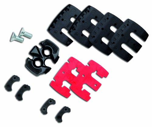 Cala para Look con tornillos Look DCS Easy negro (juego)