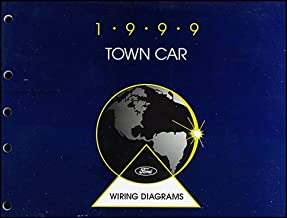 wiring diagram for 1999 lincoln town car amazon com 1999 lincoln town car wiring diagrams books  1999 lincoln town car wiring diagrams