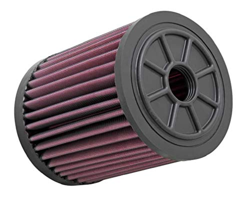 K&N Engine Air Filter: High Performance, Premium, Washable, Replacement Filter: Fits 2010-2018 AUDI (A6, Quattro, A7, S6, S7, RS6), E-1983