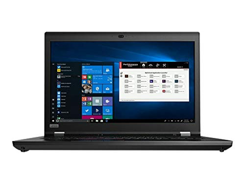 Lenovo ThinkPad P73 20QR000NUS 17.3' Mobile Workstation - 1920 x 1080 - Core i7 i7-9850H - 16 GB RAM - 512 GB SSD - Glossy Black - Windows 10 Pro 64-bit - NVIDIA Quadro RTX 3000 with 6 GB - in-pl