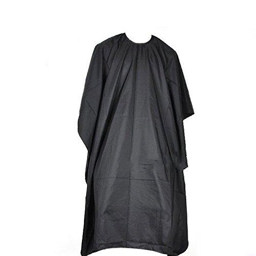 Vococal® Imperméable à L'Eau Salon Cheveux Coupe Cap Shampooing Cap Coiffure Tissu Robe 95 X 140 cm